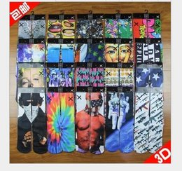 Wholesale TOPSHOP foreign trade the original single cartoon stereoscopic d ship socks cotton socks The original SuFeng animal printed socks