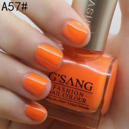 Wholesale sale china nail beauty gsang brand glaze sweet lacquer color nail art varnish bulk nail polish