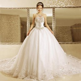 Discount Strapless Corset Princess Wedding Dresses | 2017 ...