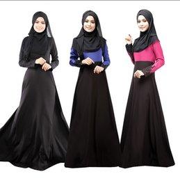 Wholesale Hot sale Kaftan Women Muslim Dress Fashion Hijab Abaya long Dress Islamic clothing for female Factory direct seling