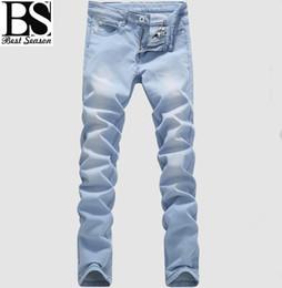 Cheap Light Blue Skinny Jeans For Boys | Free Shipping Light Blue ...