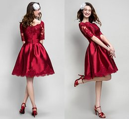 Discount Short Graduating Dresses | 2017 Short Graduating Dresses ...