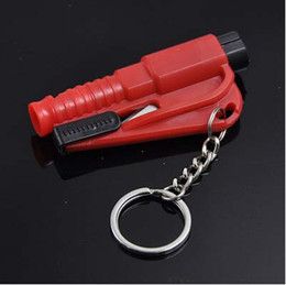 Safety Car Auto Hammer Hammer Mini / Ventana / Pausa Seguridad Salvamento martillo martillo de emergencia interruptor de cristal del envío libre