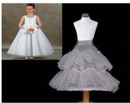 Wholesale 2014 new wedding bride bridesmaid fashion accessories Flower Girl Dress petticoats wedding White