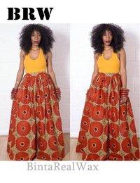 2017 Floor Cloth Patterns Hot Sale Empire Skirt High Waist Skirt Private  Custom Maxi Skirt Unique