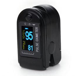 Wholesale 10PCS FDA CE approved Color OLED Fingertip finger Pulse Oximeter