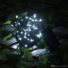 Discount Outdoor Lighting Timers Outdoor Garden Lamp Timer Control LED  String Light 40M 300Leds Christmas Wedding