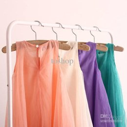 Wholesale Hot Summer Newest Flower Girl s Baby dress chiffon girls dress Children s dresses New Kids Summer girls three dimensional flowers chest vest