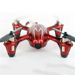 2015 Hot Modèle de vente sur Hubsan X4 H107C 2.4G Remote Control Helicopter Drones X6 RC Quadcopter 4CH RC avec goodmemory Light Camera