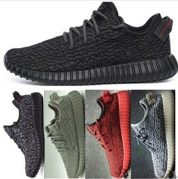 Wholesale High quality Sneaker Shoes Kanye Milan West Yeezy Boost Classic Running Shoes Mens Fashion Sports Shoes With Box womens Casual