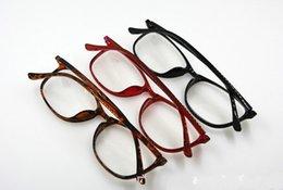 Wholesale New man women Fashion reading glasses power hyperopia eyewear