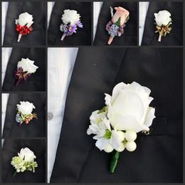 discount wedding bouquet boutonniere 2017 wedding bouquet boutonniere on sale at. Black Bedroom Furniture Sets. Home Design Ideas