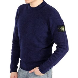 Wholesale New Arrival Men O neck sweaters fashion pullovers sweater Knitwear style sweater color