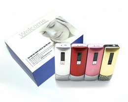 Wholesale NO Hair Women s Epilator Professional Hair Removal Device For Face And Body Pink Silver Gold Red Colors Travel Case