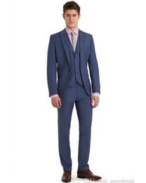 Discount Navy Blue Suit Design For Mens | 2017 Navy Blue Suit ...