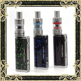 Wholesale Tempête d origine Vapor H30 Kit E cigarette Vaporisateur Mod Kits W V V mah Fasion Vape Mod Kit couleurs Livraison rapide