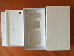 Cell Phone Boîtes plein Box Forfait avec tous les accessoires pour iphone 4 4S iphone 5 5C 5S iphone 6 50pcs 6S Plus