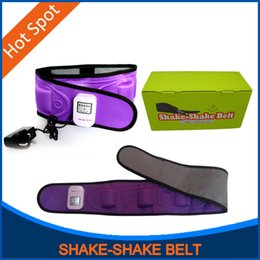 Wholesale weight loss belt shake shake belt fat loss belt fat burning belt lose weight belt