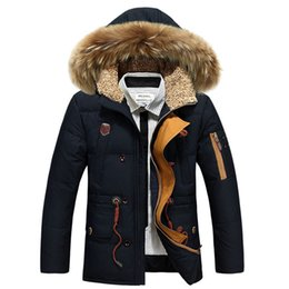 Discount Down Coat Thick Long | 2017 Down Coat Thick Long Fur on ...