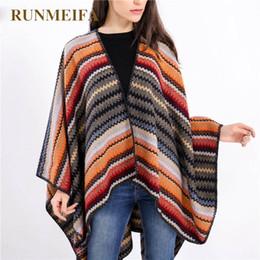 New Fashion Shawl Cape Women 2018 Geometric Top Quality Front Tassel Trim  Warm Wrap Poncho Bufandas for Autumn IN STOCK 4e6740900f60