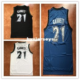 329e8584f20e New Mens  21 Kevin Garnett Top Basketball Jersey US Size XS-6XL Stitched  Best Quality vest Jerseys Ncaa