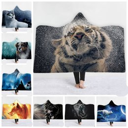 Home & Garden Leo By Brizbazaar Hooded Blanket Crowned Lion Animal Face Sherpa Wearable Blanket Gemstone Pink Purple Blue Throws 150x200cm