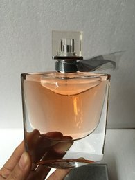 Wholesale designer perfume brand name women fragrance ml eau de parfum strong smell lasting time over days