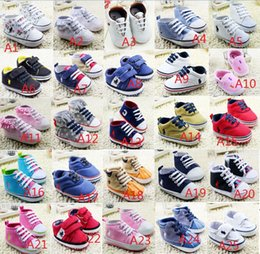 Wholesale Cheap baby toddler shoes spring autumn baby soft bottom shoes boy casual shoes month girl indoor single shoes pair B3
