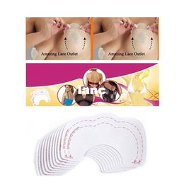 Wholesale 10pcs Bare Bring It Up Lifts Push Up Breast Bust Cleavage Shaper Invisible Tape