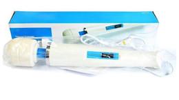 Wholesale New Hitachi Magic Wand Massager AV Powerful Vibrators Magic Wands Full Body Personal Massager HV HV260 box packaging V free ship