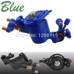 Wholesale Rotary Tattoo Machine Swashdrive Gen Cutback Adjustable M627 Blue