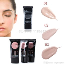 Wholesale Lady Moisturizing BB Cream Perfect Cover Blemish Balm Makeup Foundation Cosmetic Cheap BB CC Creams A5
