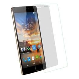 De los Estados Unidos! IRULU Victoria 3 Premium Real vidrio templado Film Protector de pantalla para iRULU V3 Smartphone