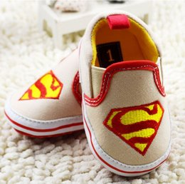 Discount Superman Kids Shoes | 2017 Superman Shoes For Kids on ...
