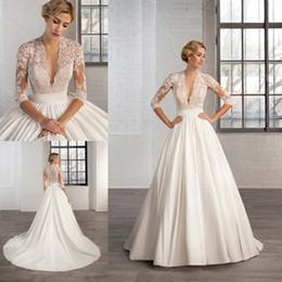 Stunning Silk Wedding Dresses Pictures - Styles & Ideas 2018 ...
