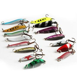 discount fishing spoon lure kits | 2017 fishing spoon lure kits on, Fishing Bait
