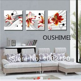 Flower Oil Painting On Canvas Wall Art Picture For Home Decoration 100% Hand-painted Pictures Living Room Decor Unique Gift