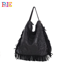 Discount Leather Fringe Hobo Bags | 2017 Leather Fringe Hobo Bags ...
