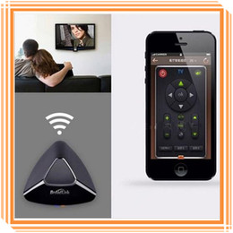 Home Intelligent WiFi Controlled Remote Center IR RF Home Automation For iPhone And Android Device Smart Home System Best Quality