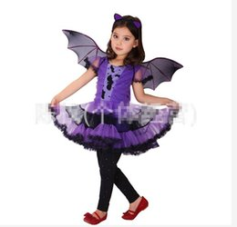 Wholesale Halloween princess dress cosplay Children s holiday Children s costumes Stage performance clothing Girls dance dress The princess skirt