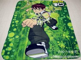 Wholesale 20pcs spiderman Minecraft frozen peppapig Children s Gift Bedding Cartoon Blanket bedding Printed Soft Blanket comfortable Blanket