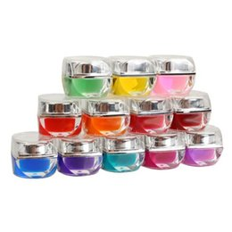 Wholesale New D Nail Art Design Decoration Glaze UV Gel Builder DIY ml K5BO