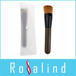 Wholesale Rosalind New Piece Professional Contour Brushes Blush Brush Blend Makeup Brush kit