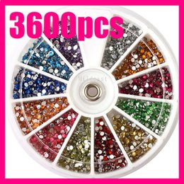 Wholesale freeshipping SET Nail art supplies DIY nail stick MM diamond drill manicure special diamond