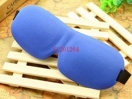 Wholesale 500pcs D Eye Mask Blindfold Patches Travel Sleep sleeping Eye Cover Colors