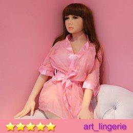 Wholesale Full Body Real Sex Doll juguetes adultos del médico de silicona muñeca inflable del sexo atractiva de los hombres muñeca del amor productos del sexo de la ropa de noche de chicas