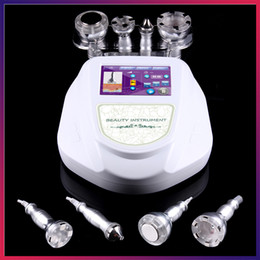 Wholesale 4IN1 K Cavaitation Sextupolar Quadrupole Bipolar RF Photon Vacuum Slimming Beauty Machine