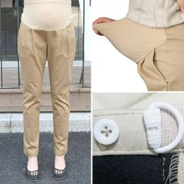 Wholesale 2015 High Quality Maternity Belly Pants Causal Trousers For Pregnancy Wear Clothes For Pregnant Women Asian Tag Size M XL