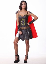 Gladiator Costumes For Women