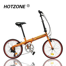 7-speed folding bike 20 inch variable speed mini adult children Ferry Road cycling manufacturers many colors promotions